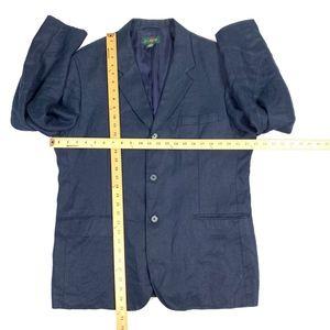 J. Crew Suits & Blazers - J. Crew 100% Linen 3-Buttons L/S Blazer Jacket